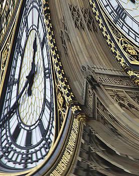 Big Ben Bent UK by Robert Seidman