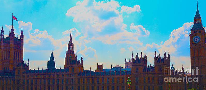 Big Ben by Dan Hilsenrath