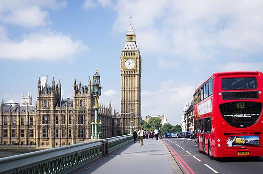Big Ben by Trevor Wintle