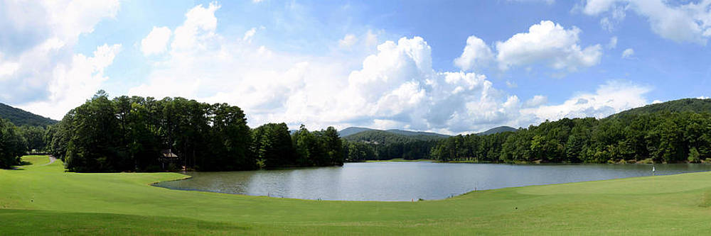 Big Canoe Golf by Bob Jackson