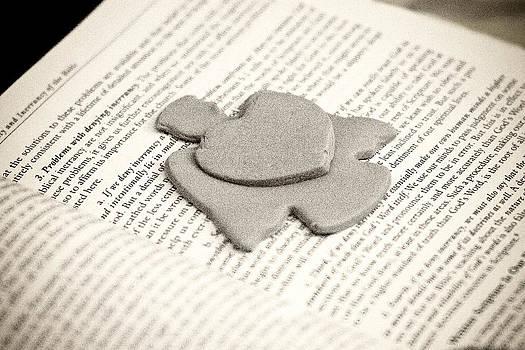 Big Heart Angel by Will Gunadi