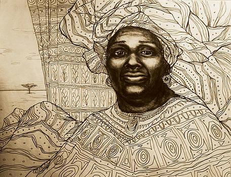 Big Mama by Olusha Permiakoff