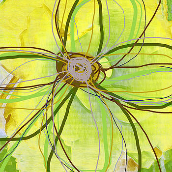 Ricki Mountain - Big Pop Floral II