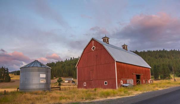 Randall Branham - Big Red Barn