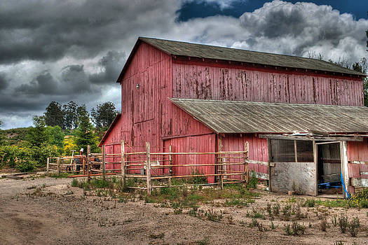 William Havle - Big Red Barn
