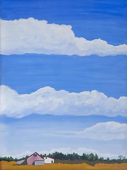 Big Sky by BJ Hilton Hitchcock