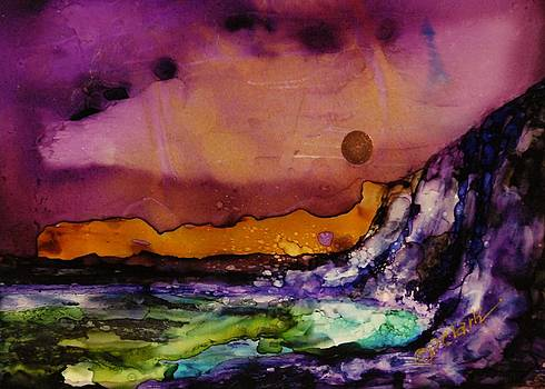 Big Sur 2 by Donna Pierce-Clark