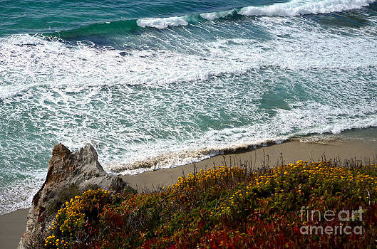 Big Sur Waves by Rincon Road Photography By Ben Petersen