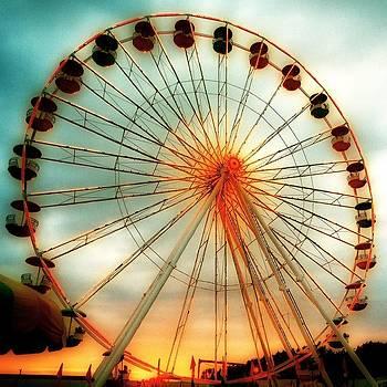 Gothicolors Donna Snyder - Big Wheel