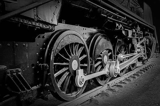 Big wheels by Herbert Seiffert