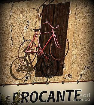 Bike For Sale by Frances Hodgkins