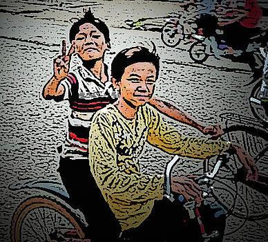 Bike by Michael Ezerzer