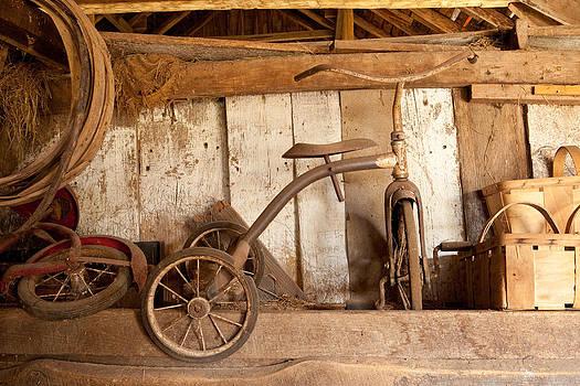 Bike by Rebecca Skinner