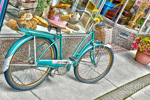 Bike ride to the Bake House by John Debar