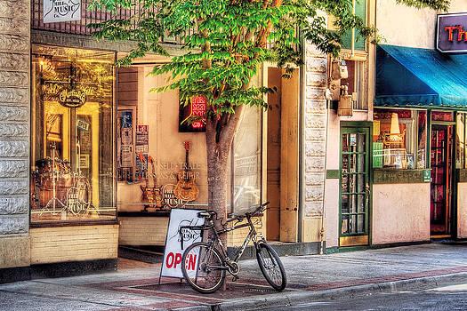 Mike Savad - Bike - The Music Store