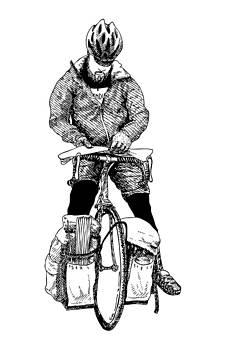 Bike Tour by Karl Addison