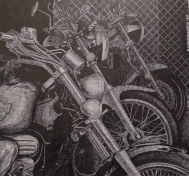 Bikes by Denis Gloudeman