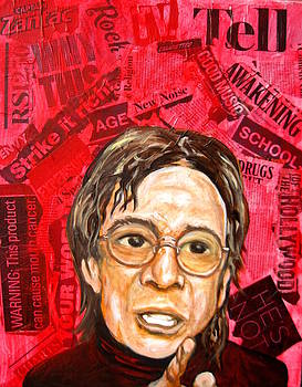 Bill Hicks by Jacob Wayne Bryner