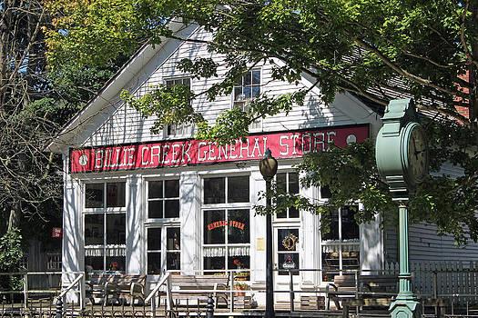 Billie Creek General Store by Brenda Donko
