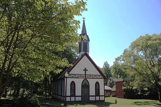 Billie Creek Village Church by Brenda Donko