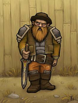 Billy the Dwarf by Jeremiah Epperson