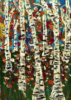 Birch by Branko Jovanovic