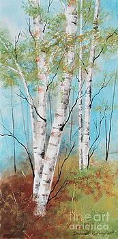 Birch Ridge by Deborah Ronglien