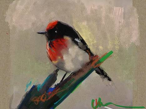 Bird 1 by Kiki Williams