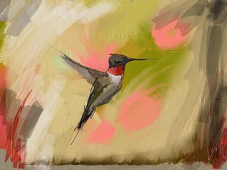 Bird 2 by Kiki Williams