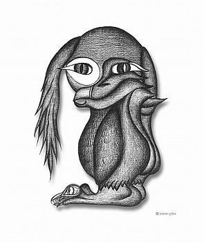 Bird Dog by Carl Hunter