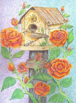 Bird House by David Gallagher