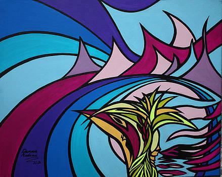 Bird In Paradise by Dennis Nadeau