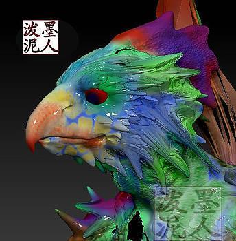 Bird by Lihuabing Lihuabing