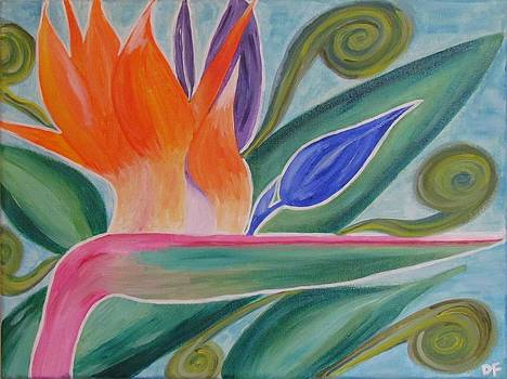 Bird of Paradise by Dianne Furphy