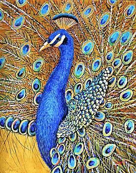 Bird of Paradise by JAXINE Cummins