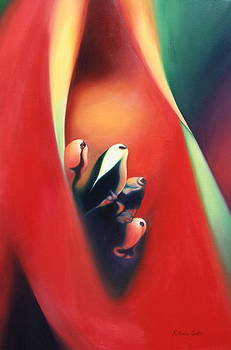 Bird of Paradise by Kristine Mueller Griffith