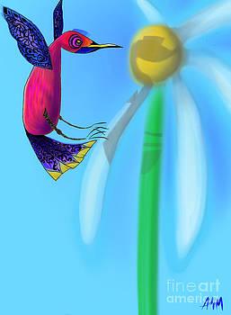 Bird of Prey by Andreea Paraschiv