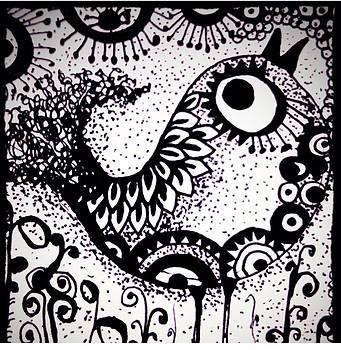 Bird by Zainab Elmakawy