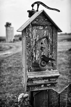 Jeff Burton - Birdhouse