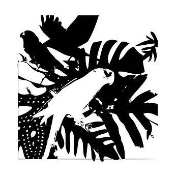Birds 2 by Olusha Permiakoff