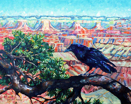 Bird's Eye View by Kristy Tracy