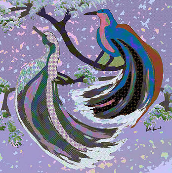 Kate Farrant - Birds in the Tree