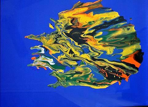 Birds n flight by Brenda Chapman