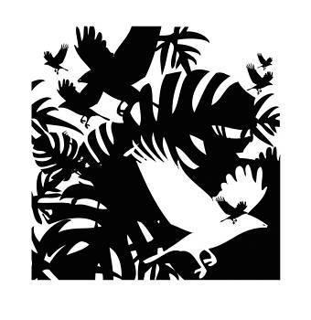 Birds by Olusha Permiakoff