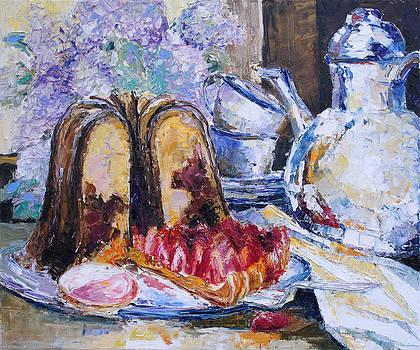 Birthday by Barbara Pommerenke