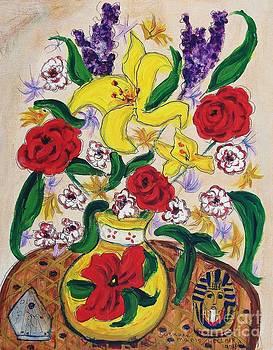 Suzanne  Marie Leclair - Birthday Bouquet