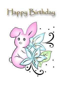 Jeanette K - Birthday Bunny