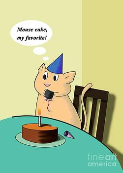 Jeanette K - Birthday Cat
