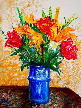 Birthday Flowers by Pete Maier