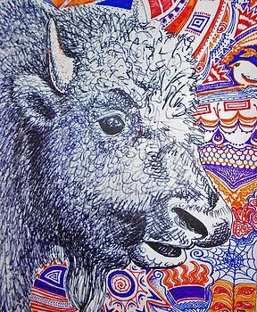 Bison Designs by Emily Michaud
